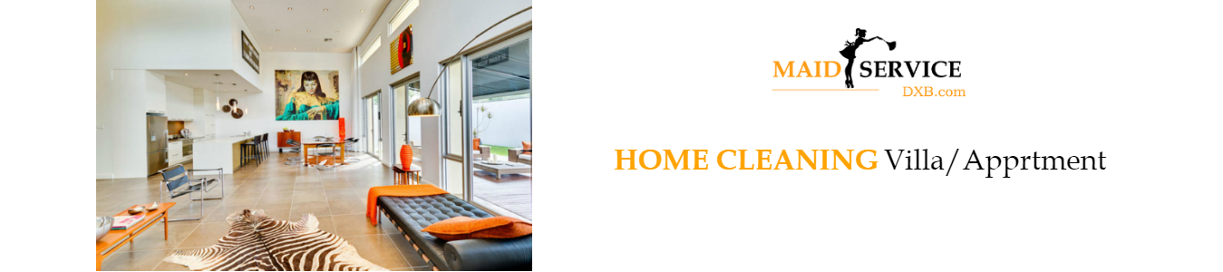 Villa/Apartments Cleaning